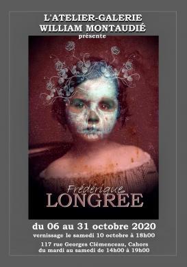 Affiche Frédérique Longrée