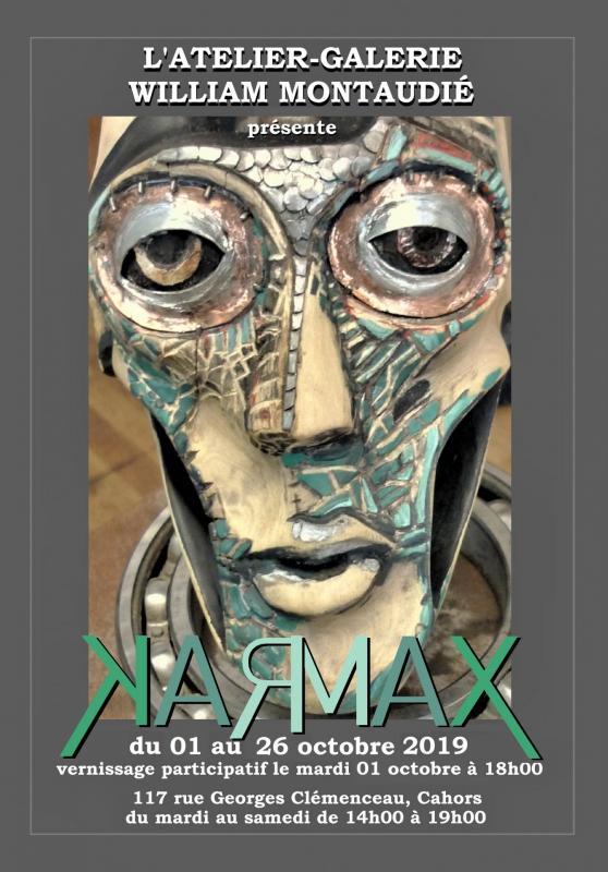 Affiche karmax 1