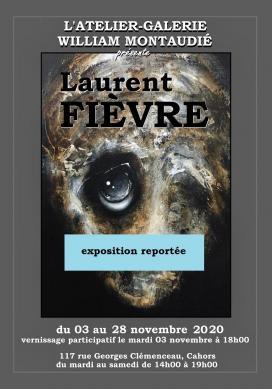 Affiche Laurent Fièvre