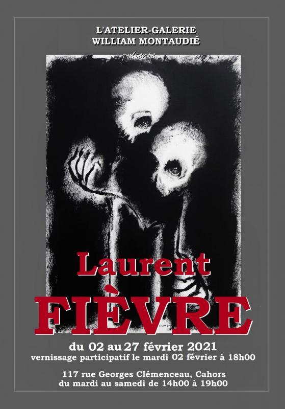 Affiche Laurent Fièvre 2021
