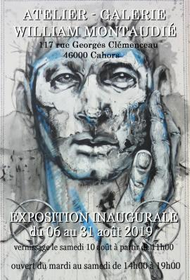 Expo atelier galerie cahors 2